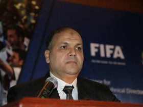 عادل عقل عضو مجلس ادارة منطقة الجيزة لكرة القدم