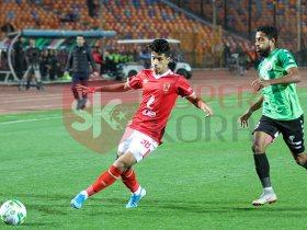 هل ودع عمار حمدي النادي الأهلي اليوم أمام بني سويف