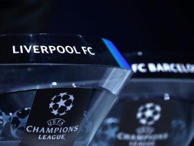 ليفربول فى قرعة دوري أبطال أوروبا
