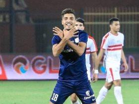 هداف الدوري المصري قبل مباراة الزمالك ضد طنطا