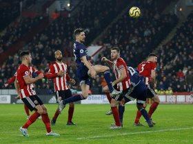 كواليس التعادل المثير بين شيفيلد يونايتد ضد واتفورد بالدوري الإنجليزي في 10 مشاهد