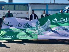 جماهير المصري البورسعيدي تزحف إلى الإسكندرية لمؤزارة الفريق أمام بيراميدز بالكونفيدرالية