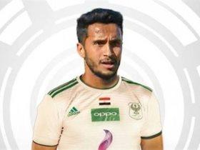 مصطفى طيارة لاعب المصري