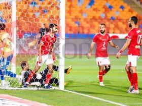 مباراة طنطا ضد الأهلي فى الدور الأول