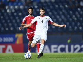 الإمارات ضد الأردن