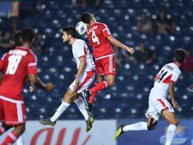 الأردن ضد الإمارات