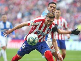 أتلتيكو مدريد ضد ليجانيس