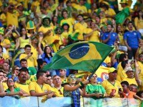 جماهير البرازيل