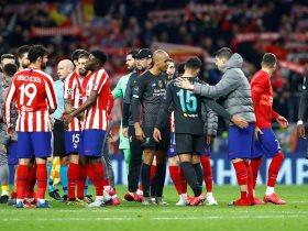 ليفربول واتلتيكو مدريد