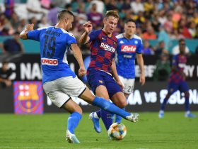نابولي ضد برشلونة