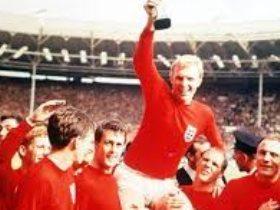 بوبى مور قائد المنتخب الانجليزي ولاعب وست هام الراحل