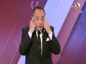 طارق يحيي يلوم على مخرج مباراة القمة.. وتيجانا يرد: يجب خضوعه للتحقيق
