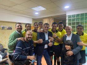 كواليس احتفالية الغندور بتطبيق تقنية الفار في الدوري المصري