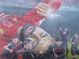 محمد صلاح على غلاف أس الإسبانية