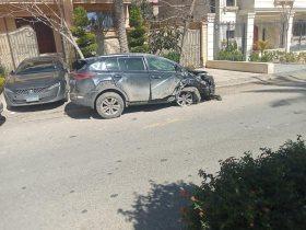 سيارة عمر فتحى