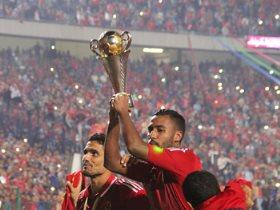 حسام عاشور بطل المشاركات الأكثر والبطولات الأعلي داخل جدران القلعة الحمراء