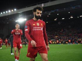 محمد صلاح  مع ليفربول