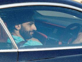 ديان لوفرين يسخر من محمد صلاح في أول تدريب لنادي ليفربول