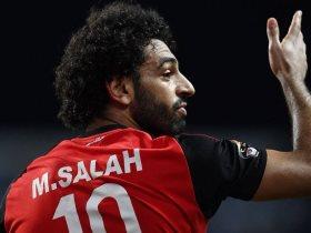 محمد صلاح, في كأس العالم 2018