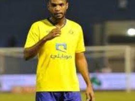 أحمد عكاش, لاعب فريق النصر السعودي