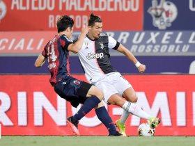 10 أرقام للدون كريستيانو رونالدو في ليلة الفوز على بولونيا بالدوري الإيطالي