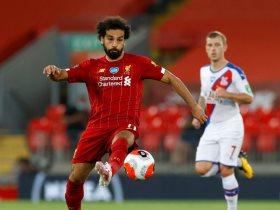 محمد صلاح على رأس التشكيلة المثالية للجولة في الدوري الإنجليزي