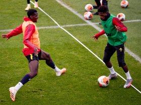 مان يونايتد ضد برايتون.. سولشاير يشرف على التدريبات الختامية للمباراة المرتقبة