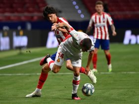 أتلتيكو مدريد ضد مايوركا