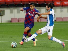 برشلونة ضد إسبانيول
