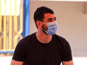 محمد حمدى زكى مهاجم الإسماعيلي