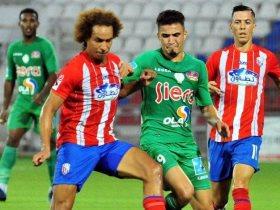 المغرب التطواني ضد الرجاء