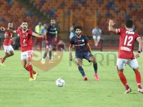 الأهلي يحتاج الى 10 مواجهات لحسم الدوري المصري الممتاز