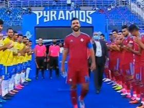 ترتيب هدافي الدوري المصري قبل مباراة إنبي ضد الأهلي