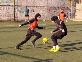الكرة النسائية