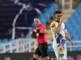 المغربي عبدالرزاق حمدالله نجم نادي النصر
