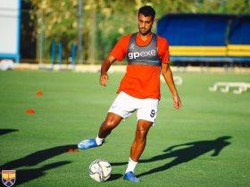 كواليس استعدادات الجونة لخوض مباراة نادي مصر