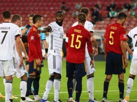 ألمانيا ضد إسبانيا