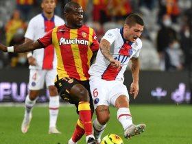 لانس ضد باريس سان جيرمان