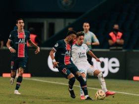 باريس سان جيرمان ضد مارسيليا