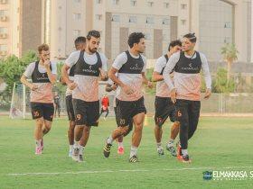 الأهلي ضد مصر المقاصة.. إيهاب جلال يقود تدريبا ناريا قبل مواجهة فايلر