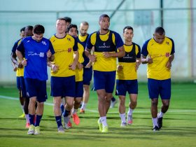 التعاون يعاود التدريبات استعدادا للدوري السعودي