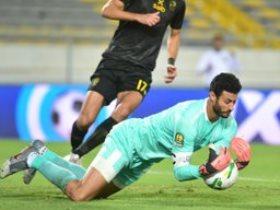 محمد الشناوي يكشف سبب خروجه من مباراة الأهلي ضد الوداد