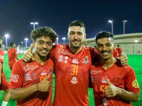 الوحدة يرفع درجة الاستعداد القصوى لمواجهة الرائد في الدوري السعودي