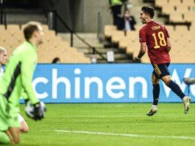إسبانيا ضد ألمانيا