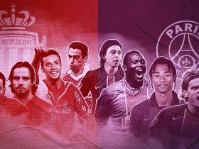 موناكو ضد باريس سان جيرمان