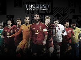 محمد صلاح ينافس 10 مرشحين لجائزة The Best أفضل لاعب 2020