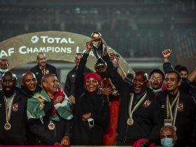 الجنوب أفريقي بيتسو موسيماني, مدرب الاهلى الجديد