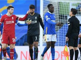 برايتون ضد ليفربول