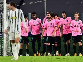 برشلونة ضد يوفنتوس