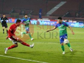 اهداف مباراة الأهلي ضد مصر المقاصة في الدوري المصري